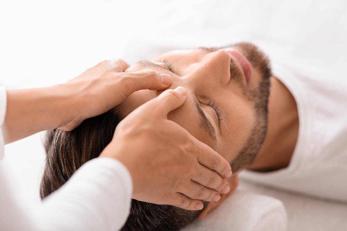 Specialistische Hoofdpijnmassage